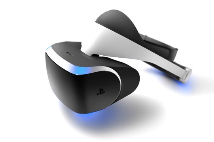 Sony Unveils its Project Morpheus VR Headset for PS4