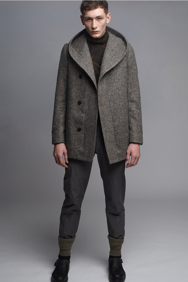 Stephan Schneider 2014 Fall/Winter Lookbook