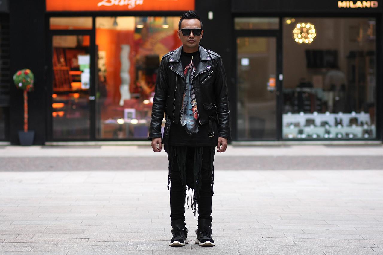 Streetsnaps: Eskandar Ibrahim