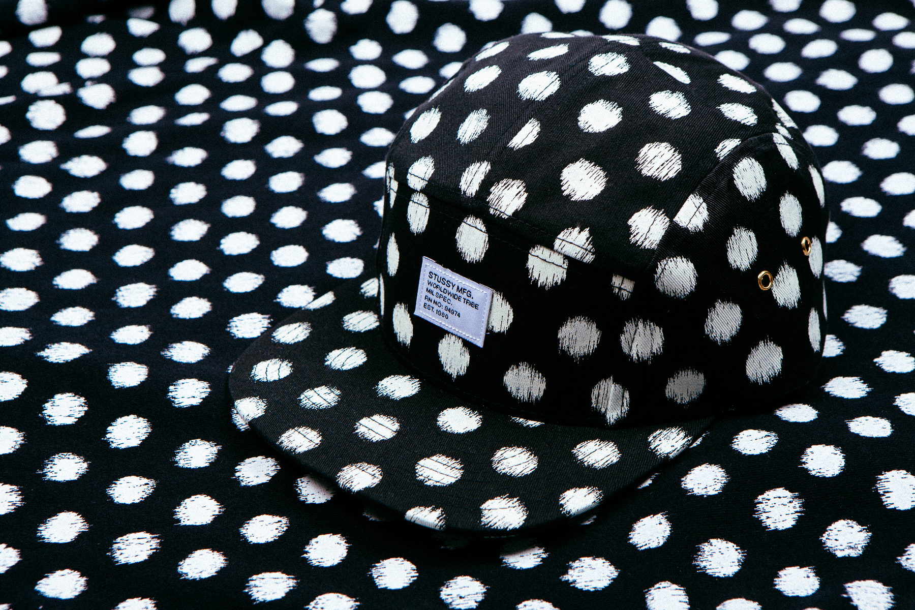 stussy 2014 spring summer scratch dot collection