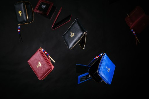 Stussy 2014 Spring/Summer Wallets and Luggage Labels