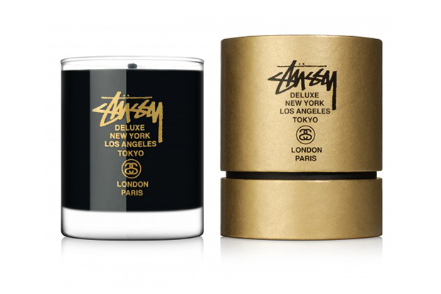 Stussy x Baxter of California 2014 Candle