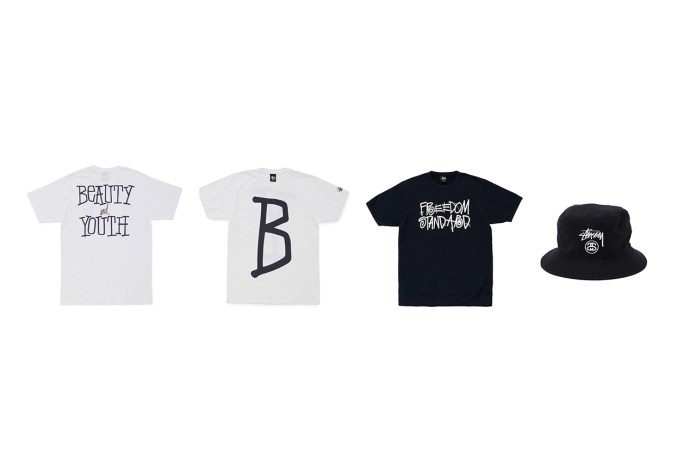 Stussy for BEAUTY & YOUTH UNITED ARROWS 25th Anniversary Collection