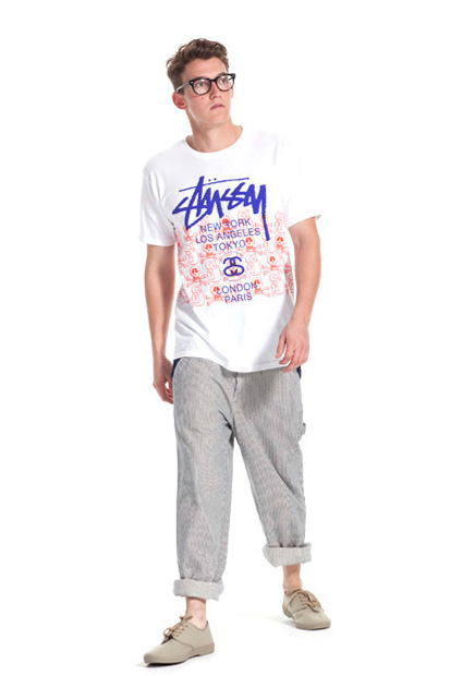 stussy japan 2014 spring collection