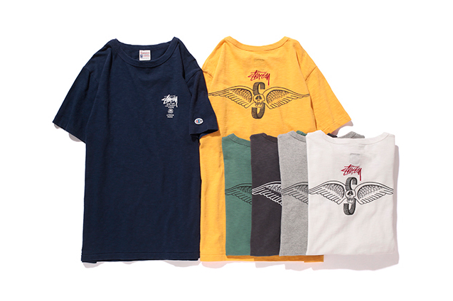 "Stussy x Champion 2014 Spring/Summer ""Rochester"" Collection"