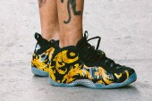 Supreme x Nike Air Foamposite 1