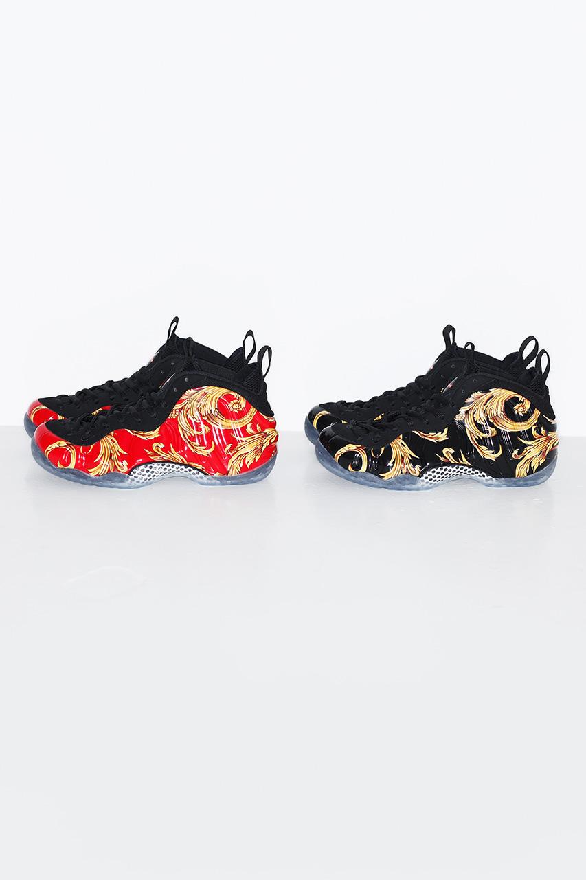 Supreme x Nike Air Foamposite 1
