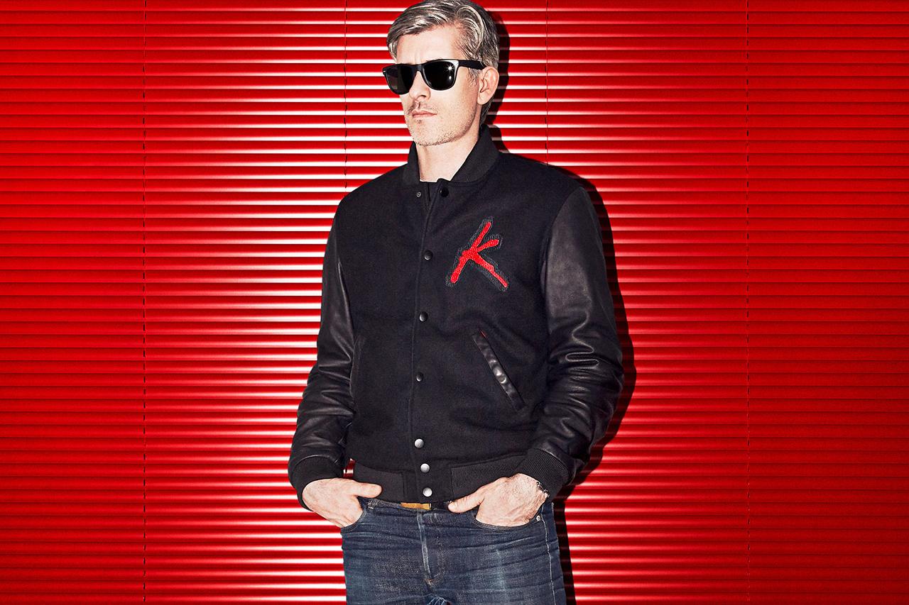 Kavinsky x Surface to Air Varsity Jacket
