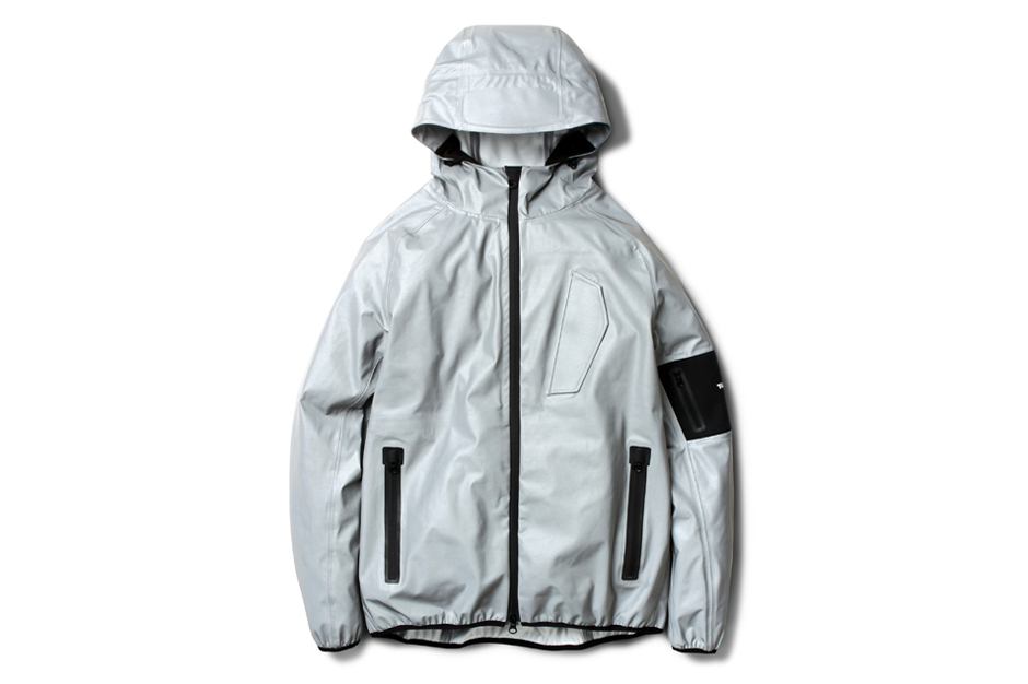 T-Level x Why+7 Spring/Summer Collection Flazma Reflective Jacket 2014
