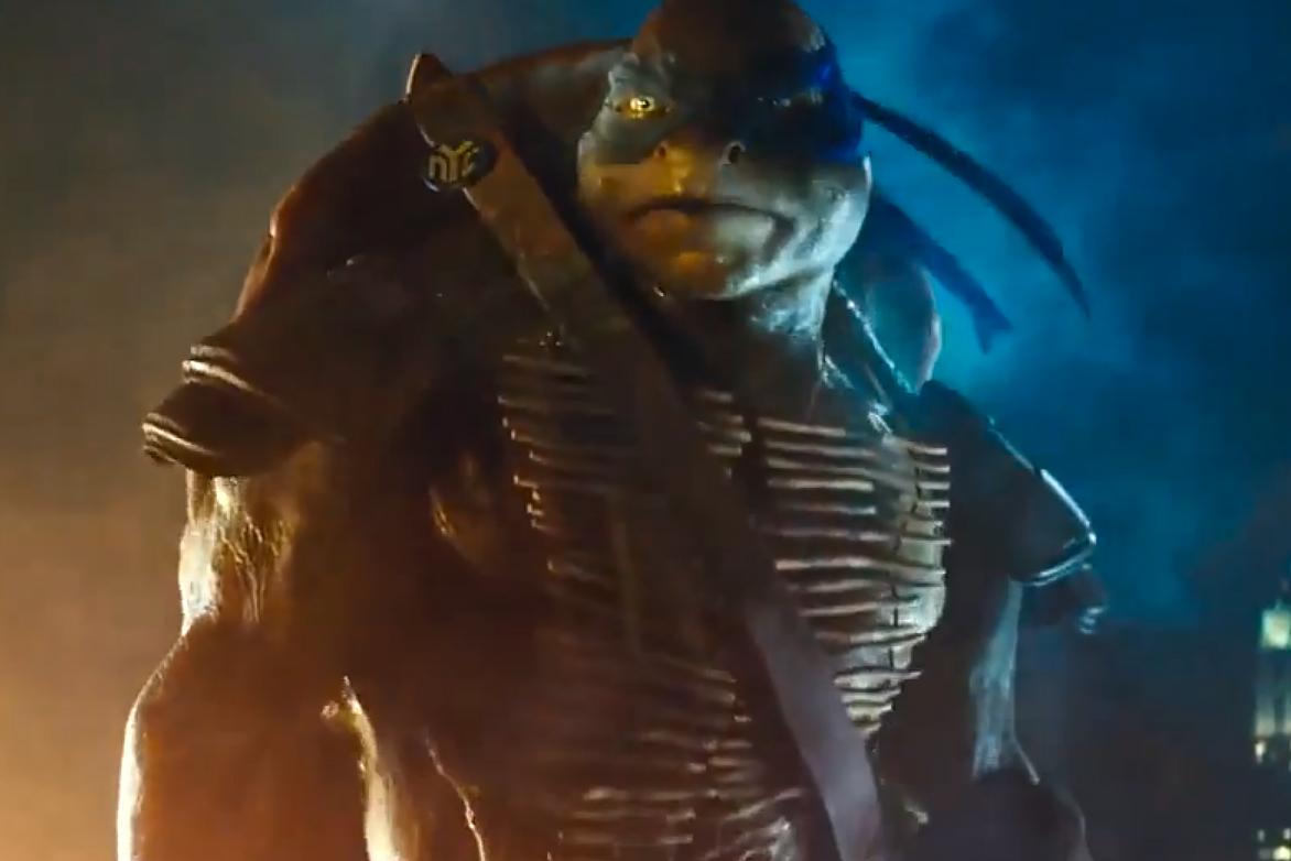 Teenage Mutant Ninja Turtles Official Trailer