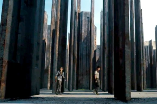 The Maze Runner Official Trailer