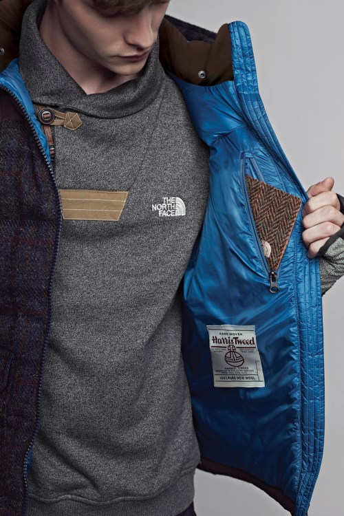 THE NORTH FACE White Label Launches for the South Korean Market
