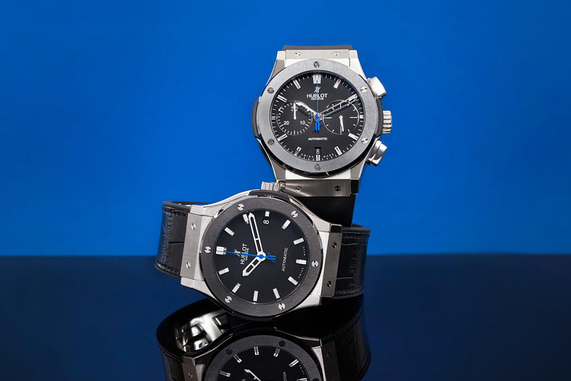 The Watch Gallery x Hublot Classic Fusion Automatic & Chronograph