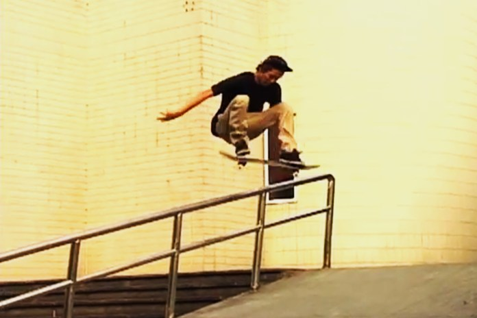 "Thrasher Magazine Presents Brian Peacock in ""Something Sinister"""