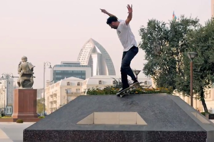 """Thrasher Magazine Travels to Iran for """"Visualtraveling: The Persian Version"""""""