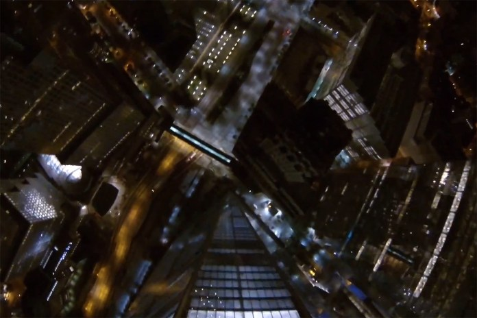 Three Guys B.A.S.E. Jumped 1 World Trade Center