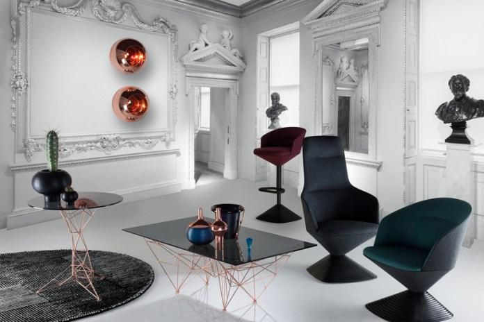 Tom Dixon Designs Member's Club-Inspired Furniture For Milan Design Week 2014