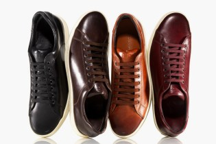 Tom Ford 2014 Fall/Winter Footwear Preview