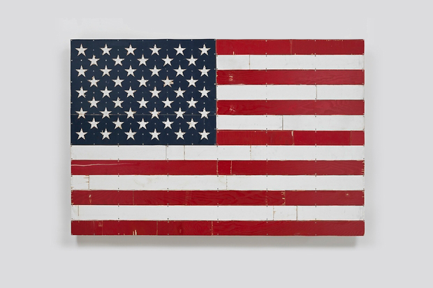 "Tom Sachs ""American Handmade Paintings"" @ Galerie Thaddaeus Ropac"