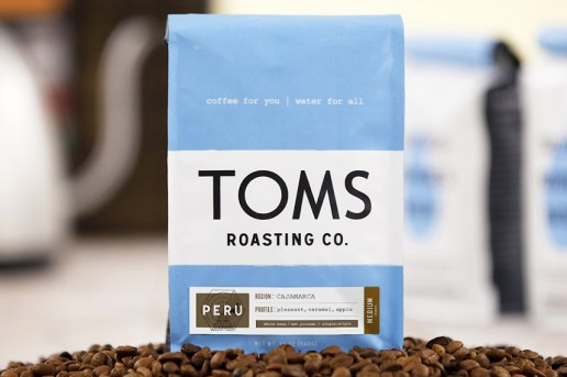 TOMS Roasting Co. Coffee
