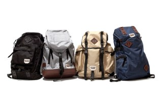 TRUCK x hobo 2014 Spring/Summer Backpack Collection