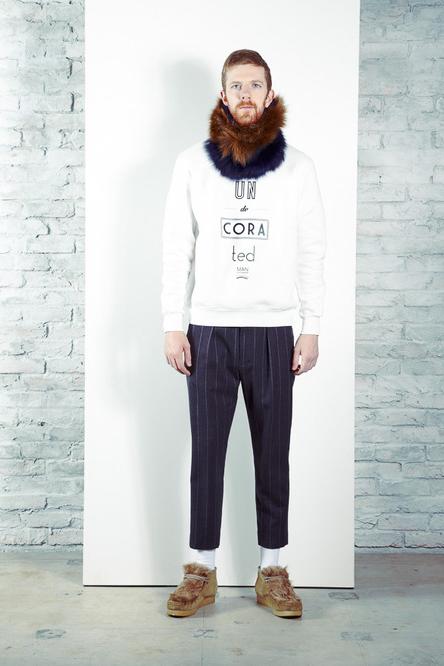 undecorated MAN 2014 Fall/Winter Lookbook