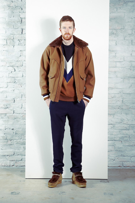 undecorated man 2014 fall winter lookbook