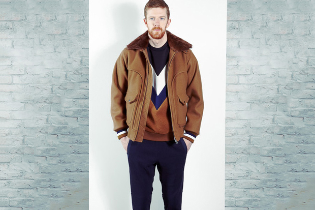 undecorated MAN 2014 Fall/Winter Lookbook