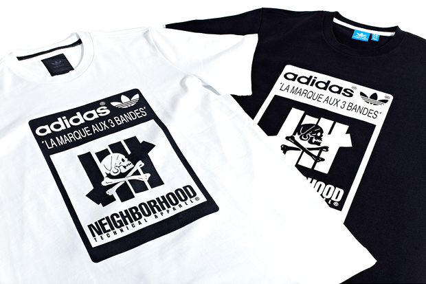 Undefeated x NEIGHBORHOOD x adidas Consortium 2014 Spring/Summer Preview