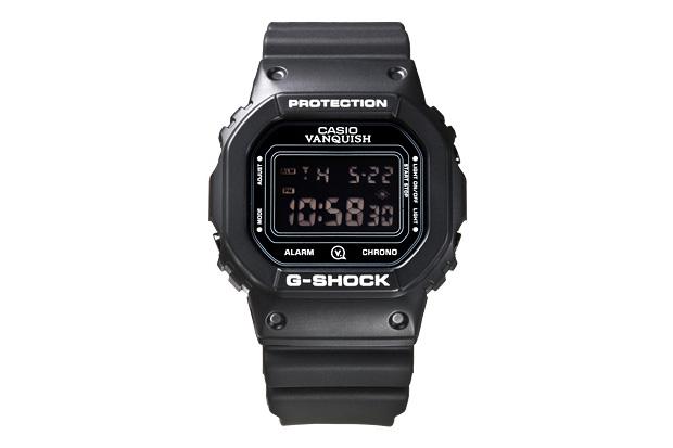 VANQUISH x Casio G-Shock DW-5600E-1