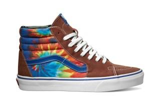 """Vans 2014 Spring """"Tie Dye"""" Pack"""