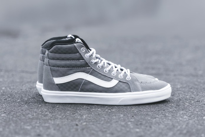 "Vans California Sk8-Hi Lite ""Checkerboard Nylon"""