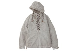 visvim 2014 Spring CHINOOK PARKA (OIL PAINT CANVAS)