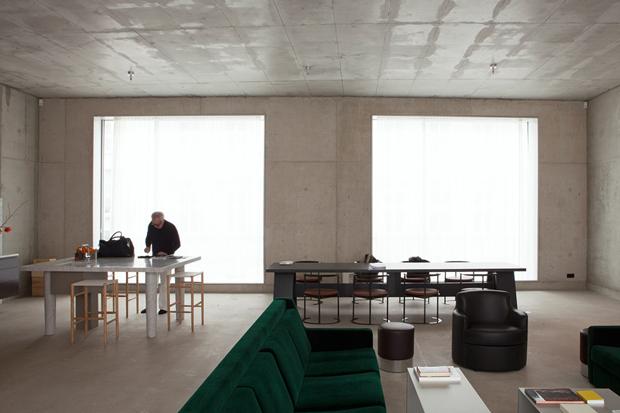 Where Architects Live: Zaha Hadid, Shigeru Ban, David Chipperfield & More