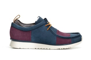 Wood Wood for Clarks Sportswear 2014 Spring/Summer Tawyer