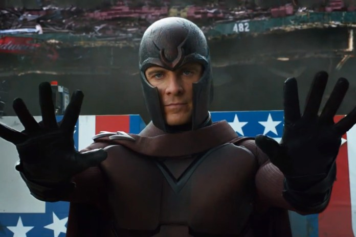 X-Men: Days of Future Past Official Trailer 2