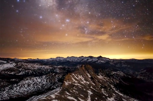 Check Out This Stunning Time Lapse of Yosemite National Park