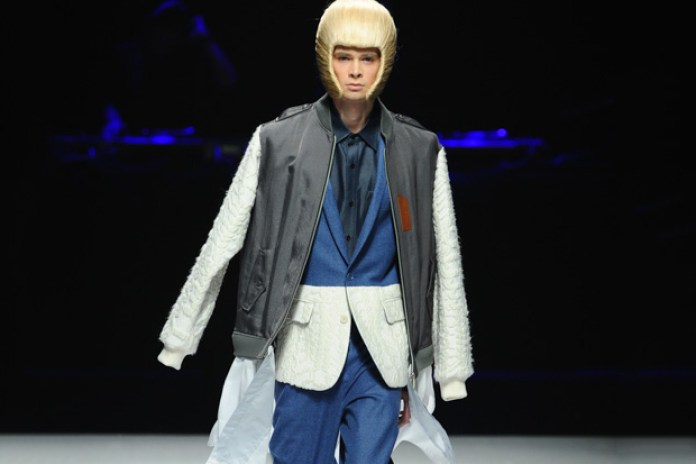 Yoshio Kubo 2014 Fall/Winter Collection