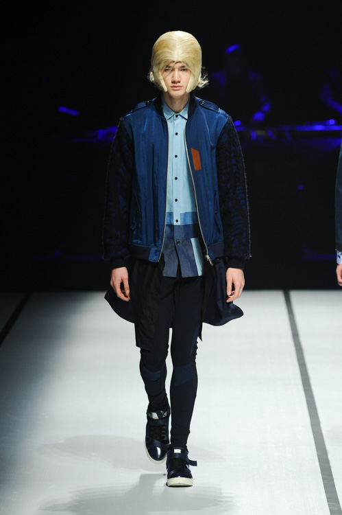 Yoshio Kubo 2014 Fall/Winter Collection