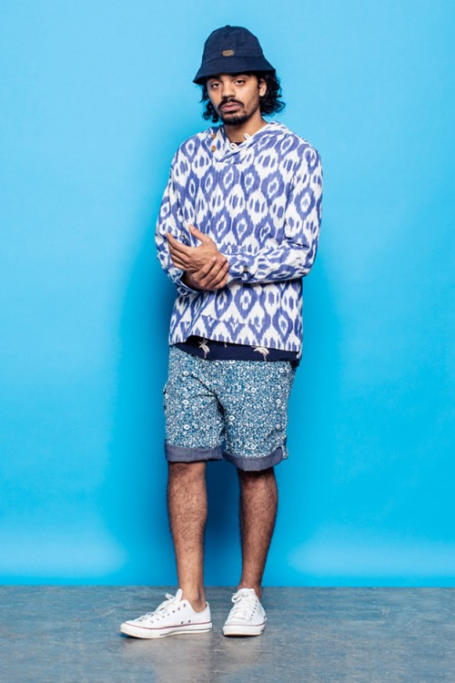 10.Deep 2014 Pre-Summer Lookbook