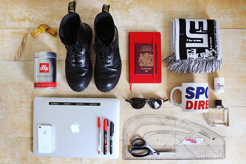 Essentials: Aaron Tubb
