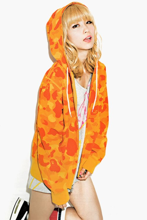 A Bathing Ape 2014 Spring/Summer e-MOOK Women's Lookbook