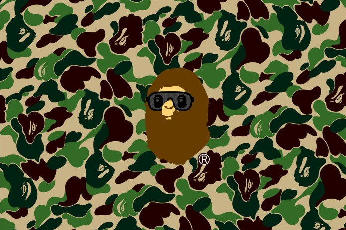 A Bathing Ape Unveils Its First Eyewear Line