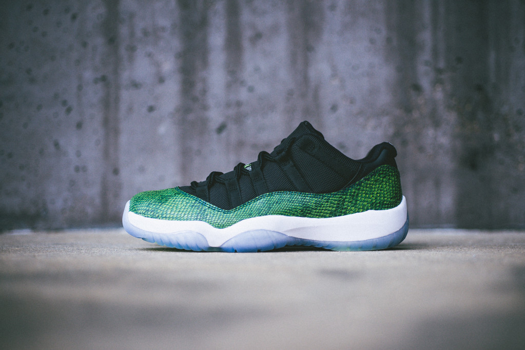 "A Closer Look at the Air Jordan 11 Low ""Nightshade"""