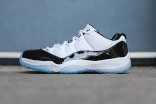 "A Closer Look at the Air Jordan 11 Retro Low ""Concord"""