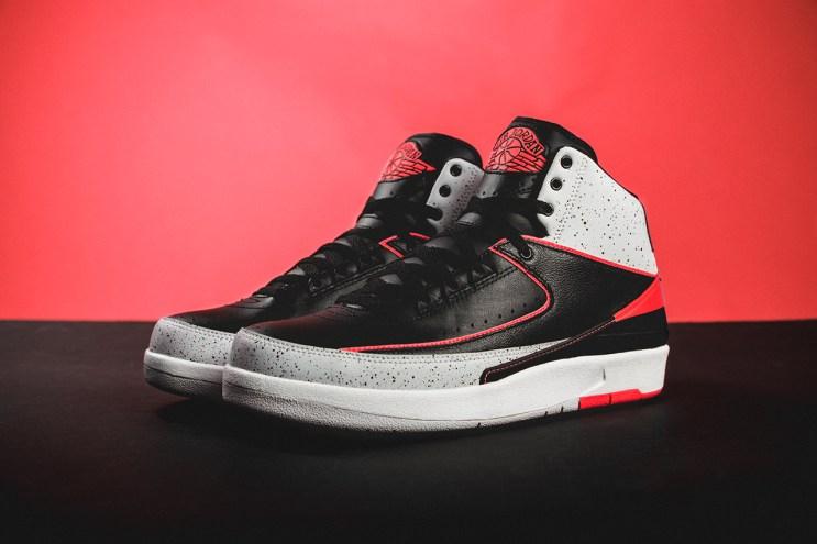 "A Closer Look at the Air Jordan 2 Retro ""Infrared 23"""