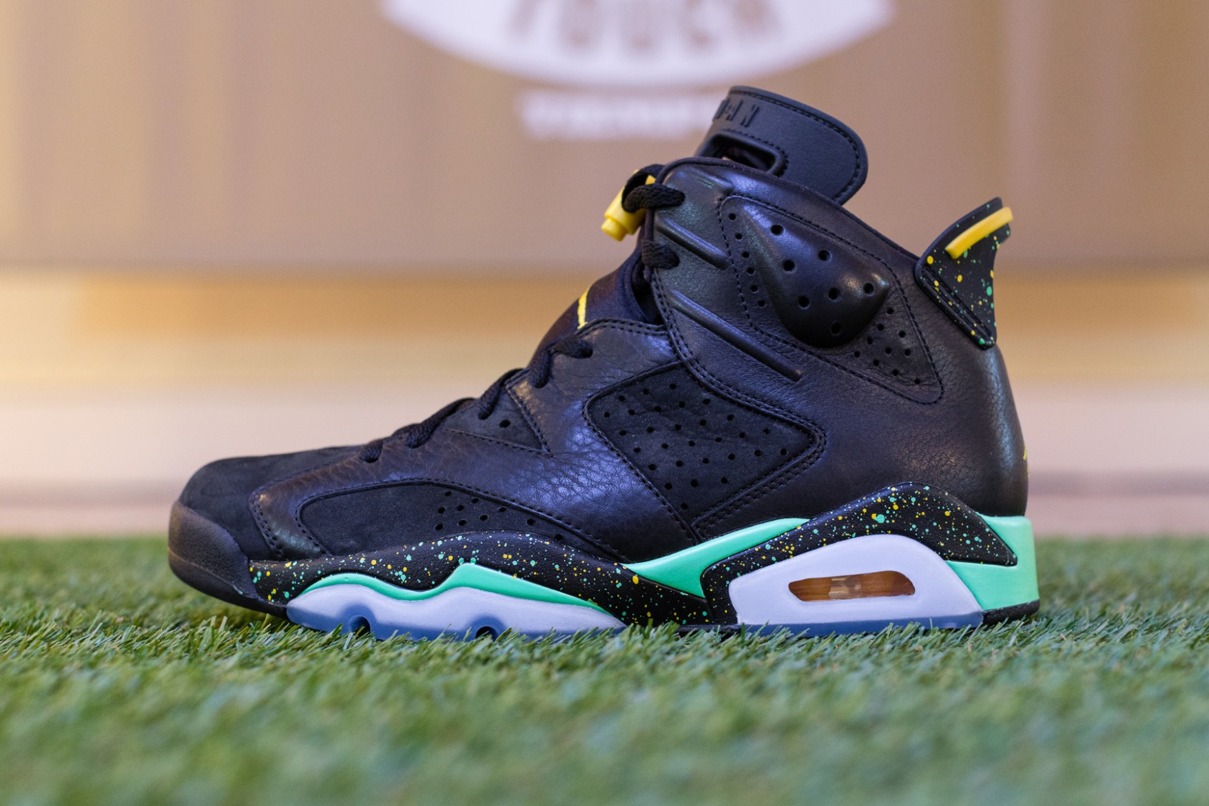 "A Closer Look at the Air Jordan 6 Retro ""World Cup Brazil"""
