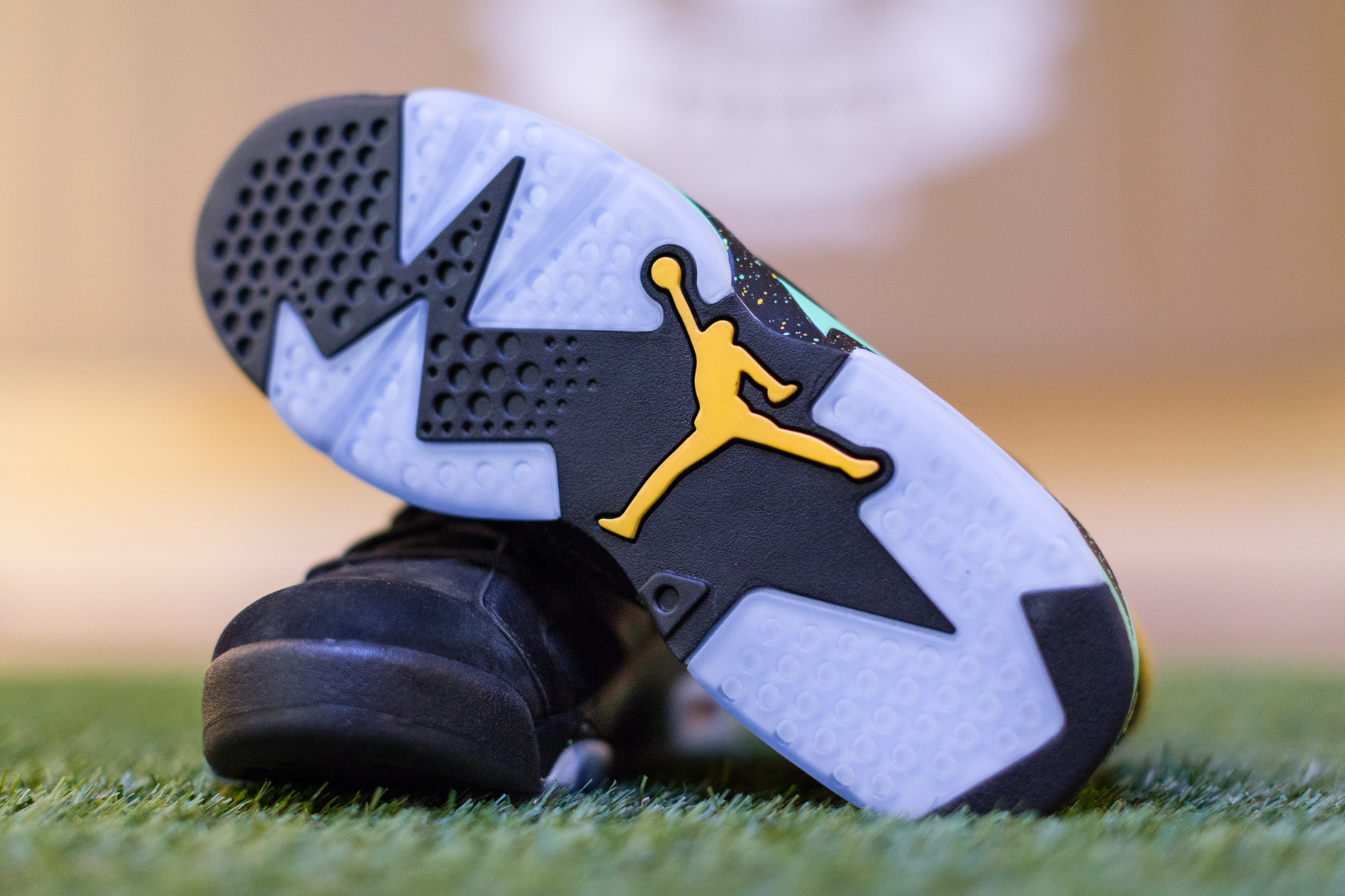a closer look at the air jordan 6 retro world cup brazil