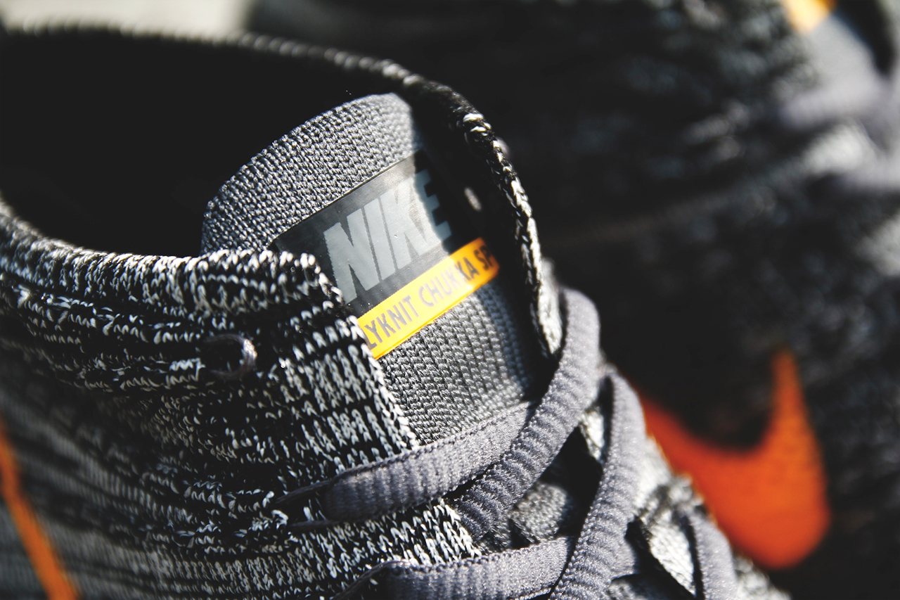 A Closer Look at the Nike Free Flyknit Chukka SP