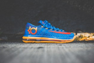 A Closer Look at the Nike KD VI Elite Team